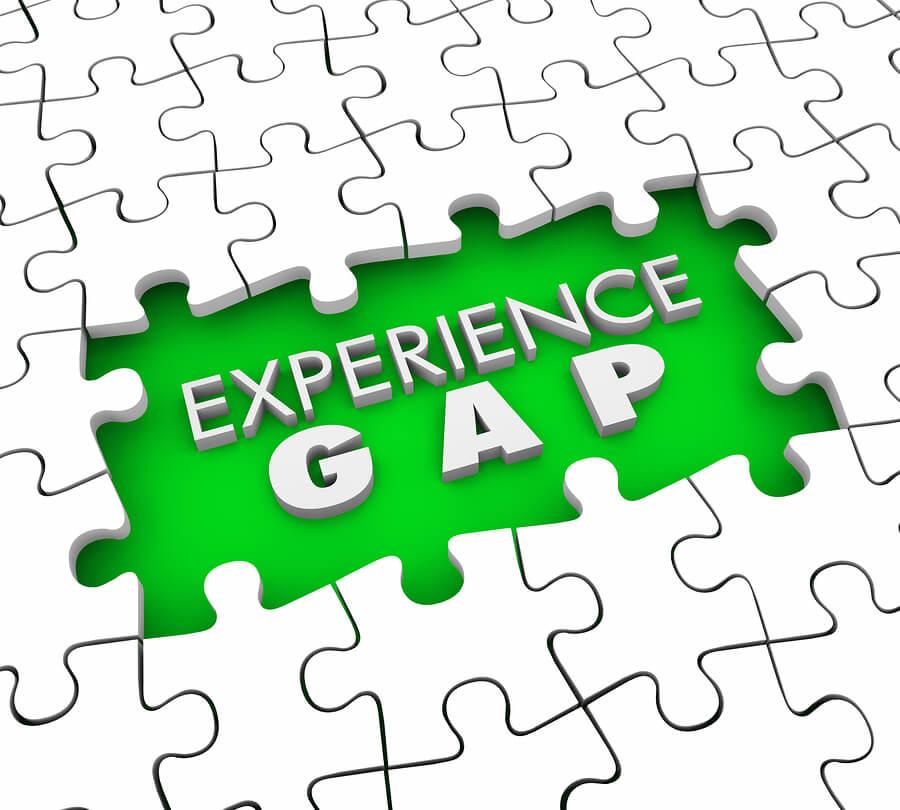 MyCareer360 Experience gap